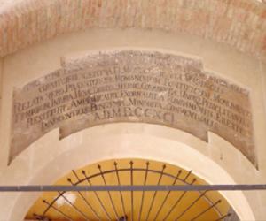 Loggiato San Francesco, Fabriano, Ancona