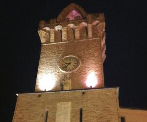 torre dell'orologio, Tortoreto